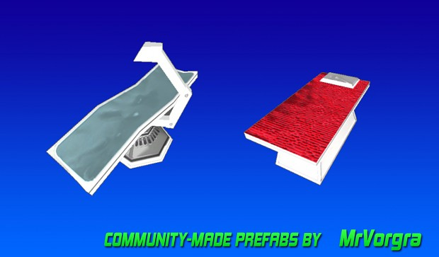 Community Prefabs by MrVorgra