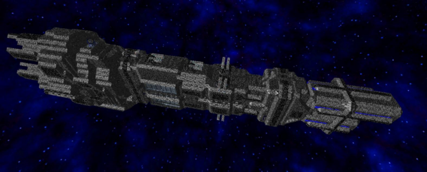 The Longsword Battleship!