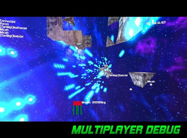 Multiplayer Destruction