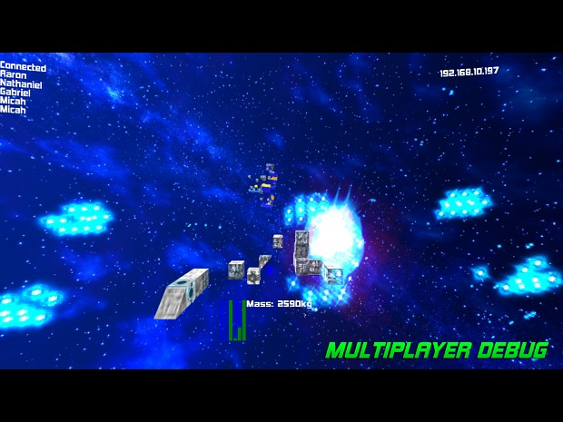Multiplayer Action!