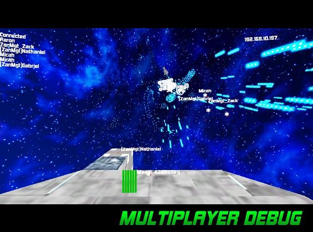 Multiplayer pew pews!