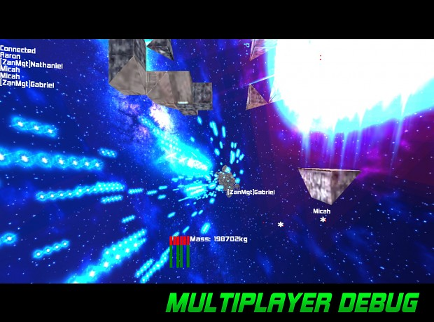 Multiplayer Destruction