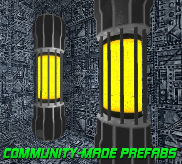 Community-made Prefabs