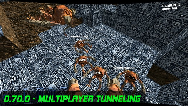 Tunneling in 0.70.0!