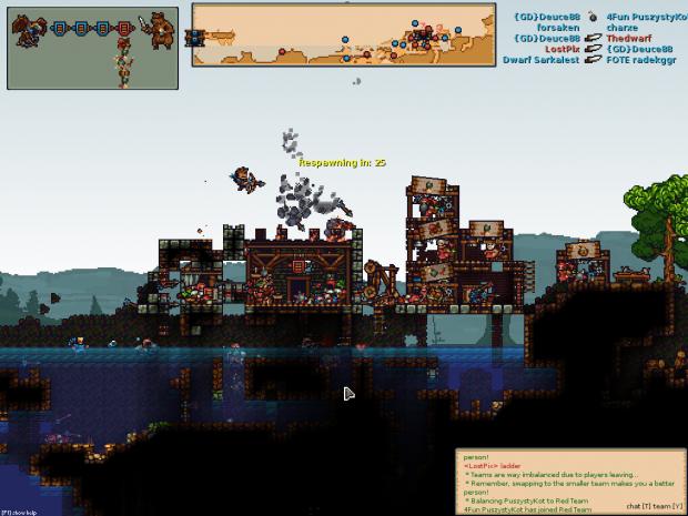 screenshot from beta