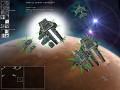 Command ship - attack aura