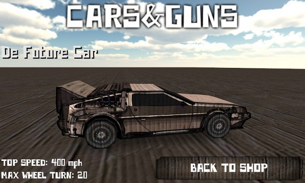 De Future Car Image Cars And Guns D Paper Cars Mod DB - Cool cars with guns