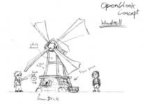 OpenClonk concept art