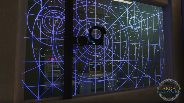 Control Room : Star Map
