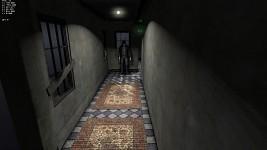 Hallway Screenshot - WIP