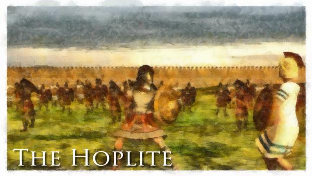 Hoplite Wallpaper