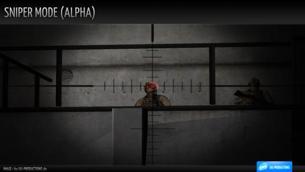 Sniper Deathmatch (5-5) - Alpha