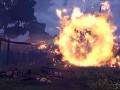 Flame Impact