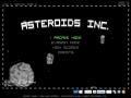 Asteroids Inc.