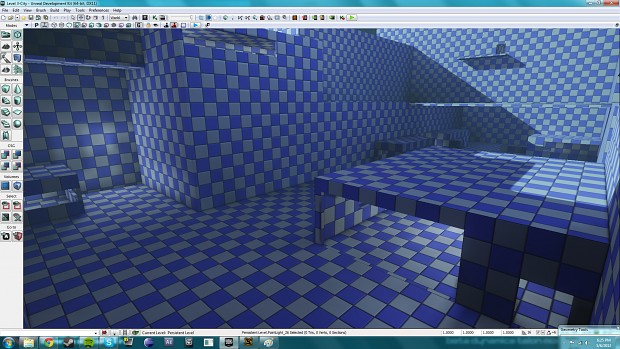 One of Our Levels in Early WIP BSP Phase