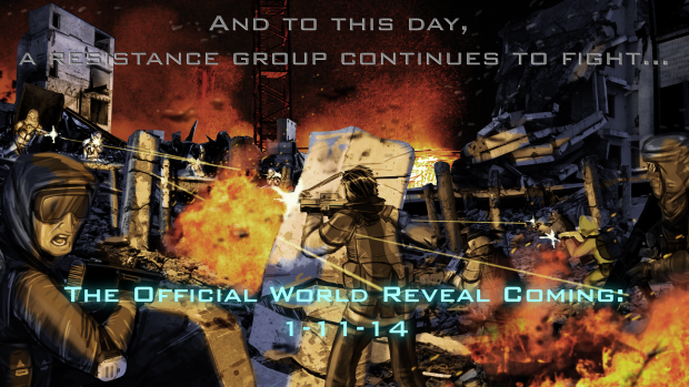 Don't Miss the Official World Reveal 1-11-14