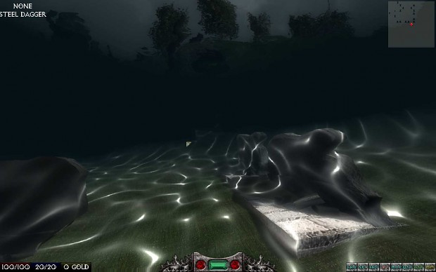 Underwater shaders!