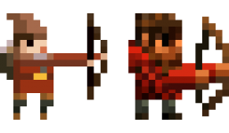 Character Sprite Comparison