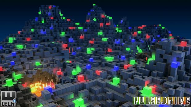 Pulsedrive Alpha - Environment (1/3)