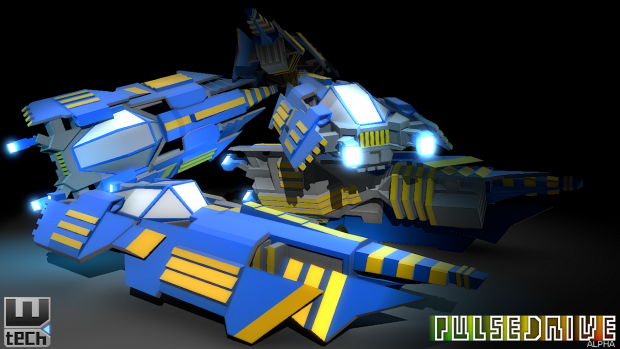 Pulsedrive Alpha - Normal Ship