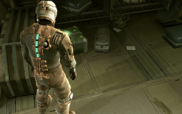 Dead Space - First level
