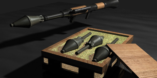Guerrilla - RPG Weapon