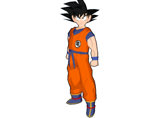 Teen Goku - Weighted (Final(Actually This Time))