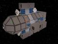 The Ensorceler's Fire Ant class interceptor