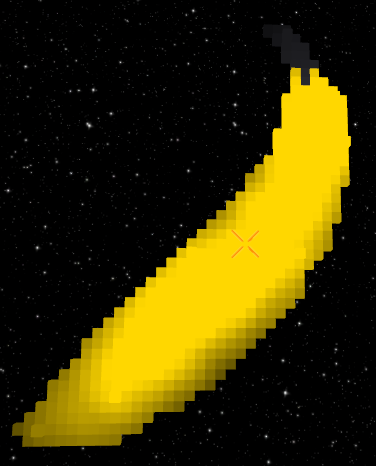 Jacob's Space Banana