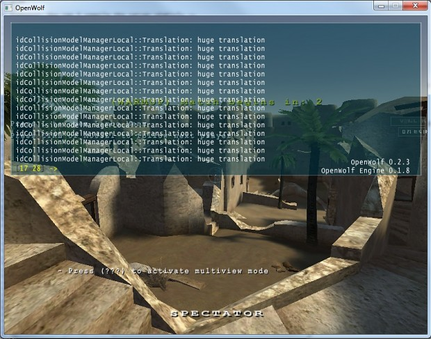 Doom3 Model Collision Detection