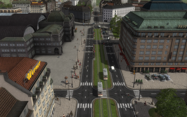 Cities in Motion: German Cities Screenshots