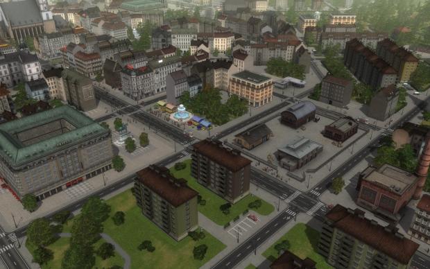 Cities in Motion: German Cities Screenshots