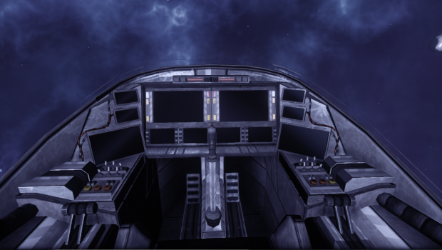 Cockpit of the Vulture  2