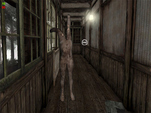 screenshot image - silent hill 2  maria quest