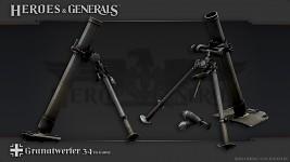 Granatwerfer 34