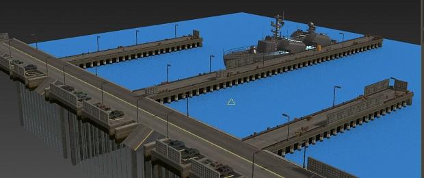 Docks WIP