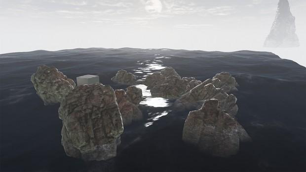 Mobile ocean test