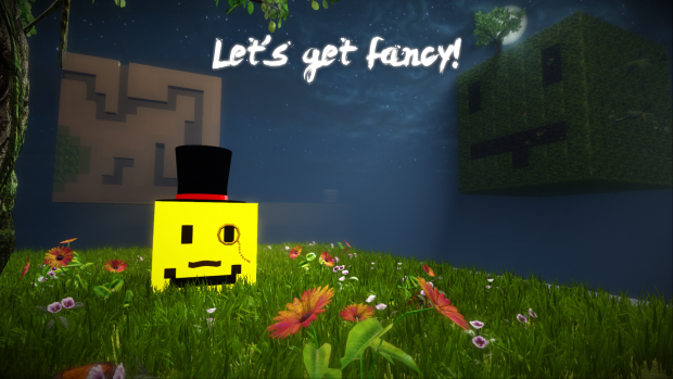 Let's get fancy!