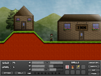 Updated Hud and Player