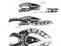 Alien ship #1
