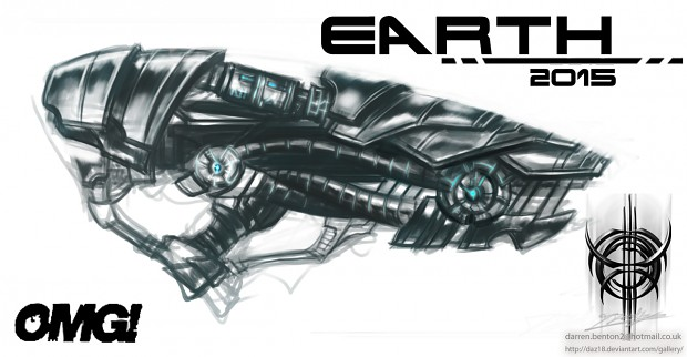 Alien weapon 1 image project earth game