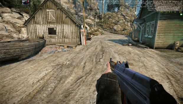 AKS74U In-Game Shot