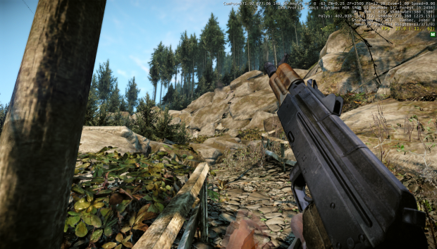 AKS74U In-Game Shot #2