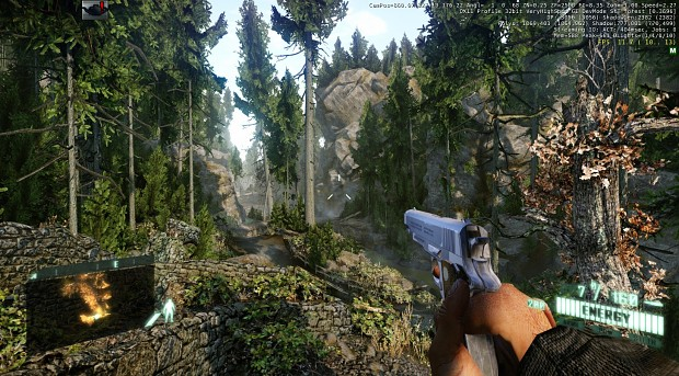 M1911 in game