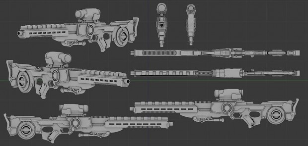 Future Weapon Concept