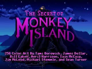 monkey island 1 intro mt32 midi music