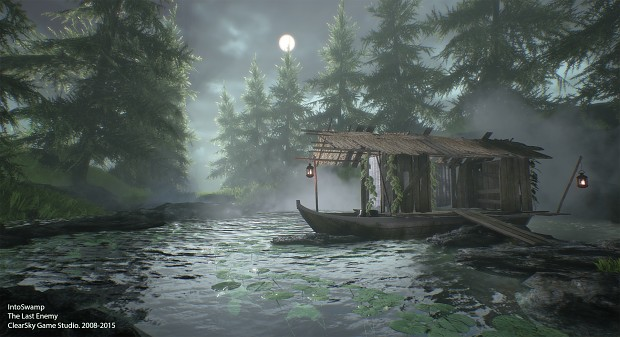 IntoSwamp