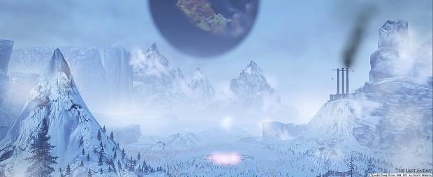 The Last Enemy . Frozen Westland