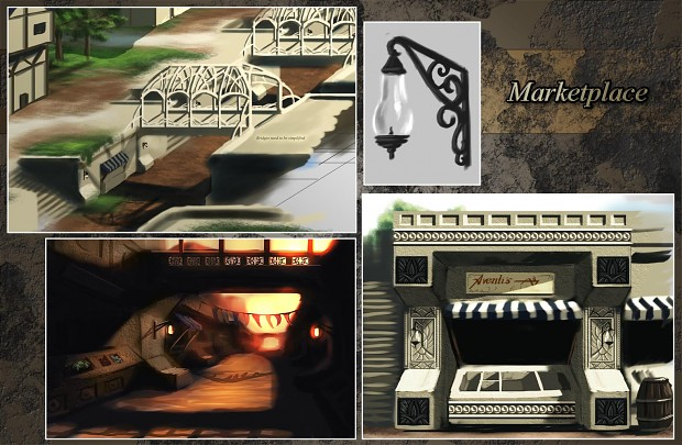 Marketplace - Town