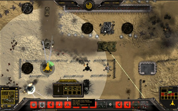 February Battle screenshots